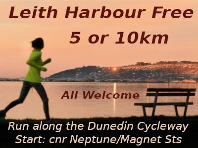 The 15th Leith Harbour Free takes place at 6:00 PM Thursday 29th October