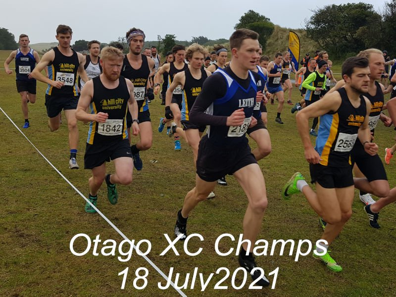 Janus Staufenberg wins Senior Men's title. Results and report now available