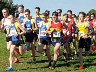 New Zealand Cross Country Champs 2021. Saturday 7 August 2021, Chisholm Golf Club