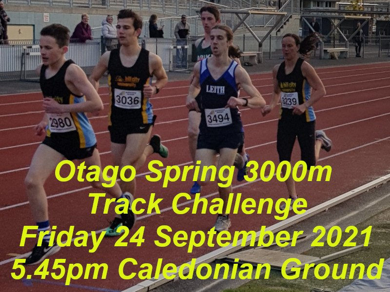 Open to all. Organised by Athletics Otago and Otago University. Entry fee $10. 1st $150.00, 2nd $75.00, 3rd $25.00. Lovelock Medal to the first University of Otago students